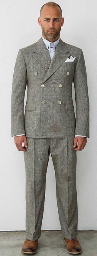 одежда из льна 2009