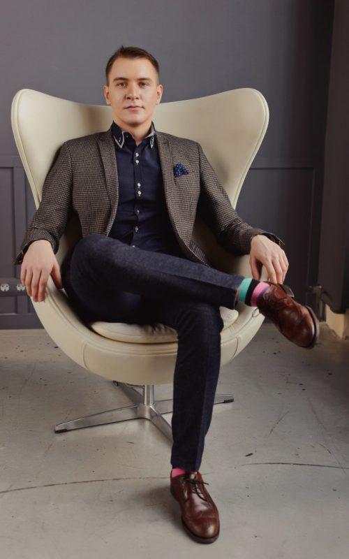 А вы все еще носите черные носки?