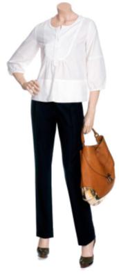 брюки прямого кроя как выбрать женские брюки