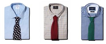 как сочетать галстук
