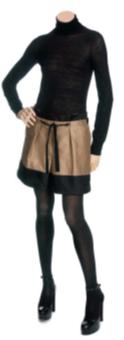 Как выбрать мини-юбку