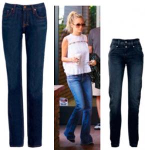 джинсы для маленьких девушек