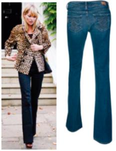 джинсы мальчиковая фигура