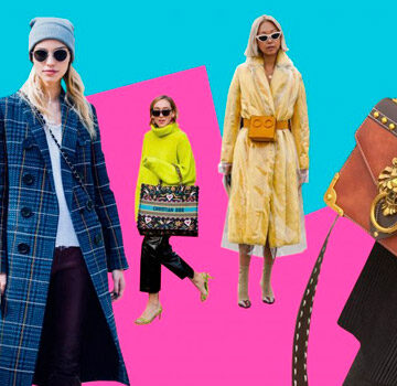 What to wear fashionable girls this fall and winter