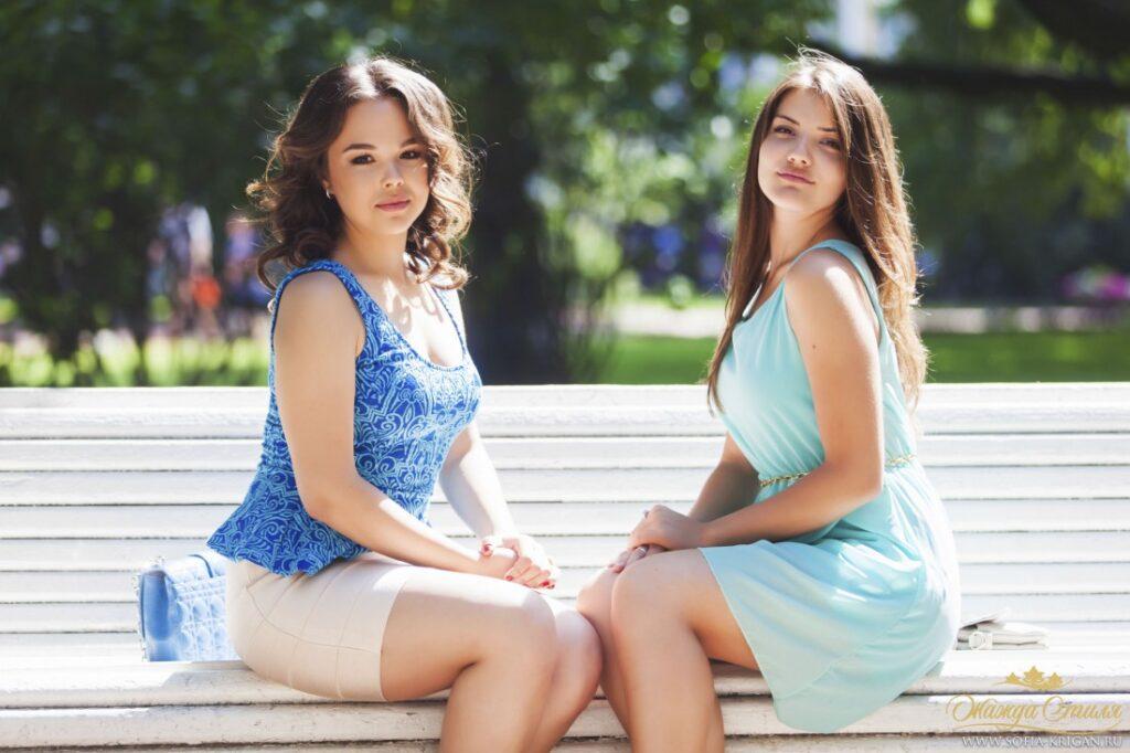 Полина и Мария
