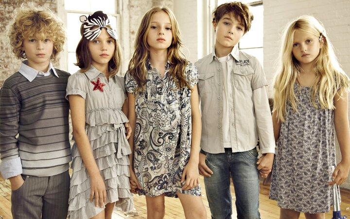Детский шоппинг